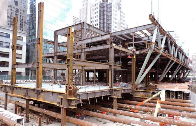 Structural Steel Progress