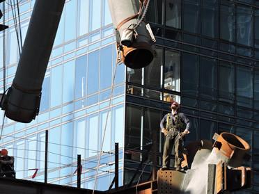 Transit Center Steel Worker  .